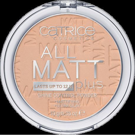 Catrice All Matt Plus Shine Control Powder Sand Beige 025