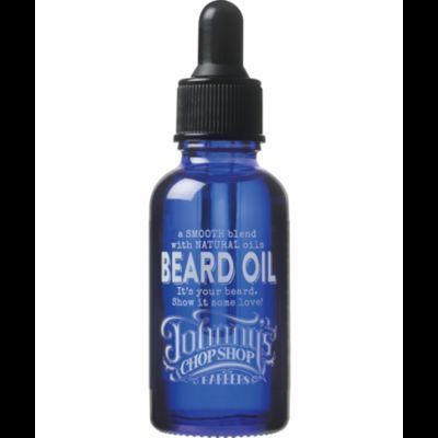 Johnny's Chop Shop Barbers Beard Oil