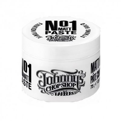 Johnny's Chop Shop Barbers №1 Matt Paste