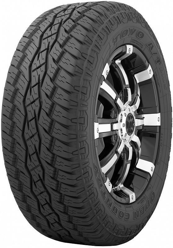 Шина 265/60R18 110T Toyo Open Country A/T plus