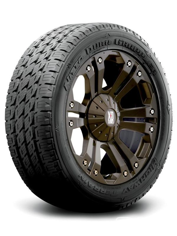 Шина 265/60R18 110H Nitto Dura Grappler Highway Terrain