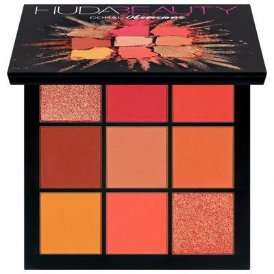 Hudabeauty Obsessions Coral