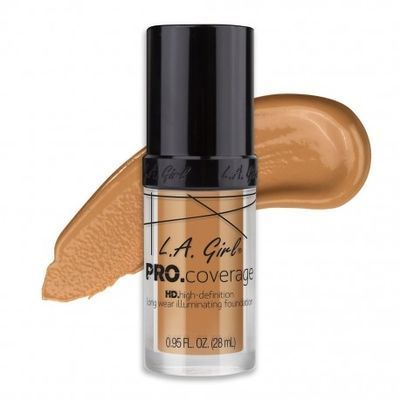 L.A. Girl Pro Coverage HD Foundation