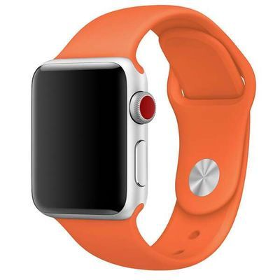 MQUT2 38mm Spicy Orange Sport Band - S/M & M/L/ ремешок для Apple  Watch