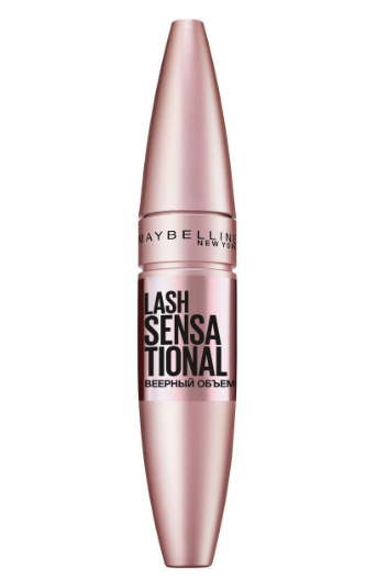Тушь д/ресниц Maybelline Lash Sensational Roses of NY Burgundy rose