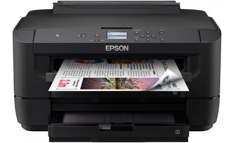 Принтер Epson WorkForce WF-7210DTW Black