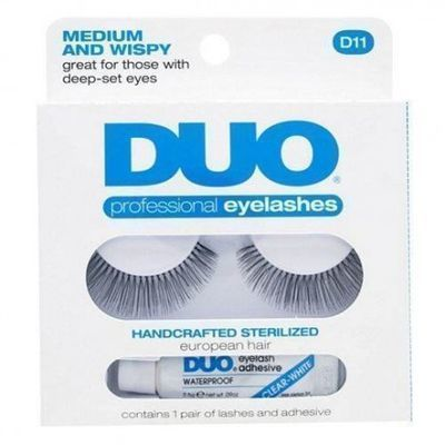 Ardell Duo Lash Kit D11 Medium and Wispy