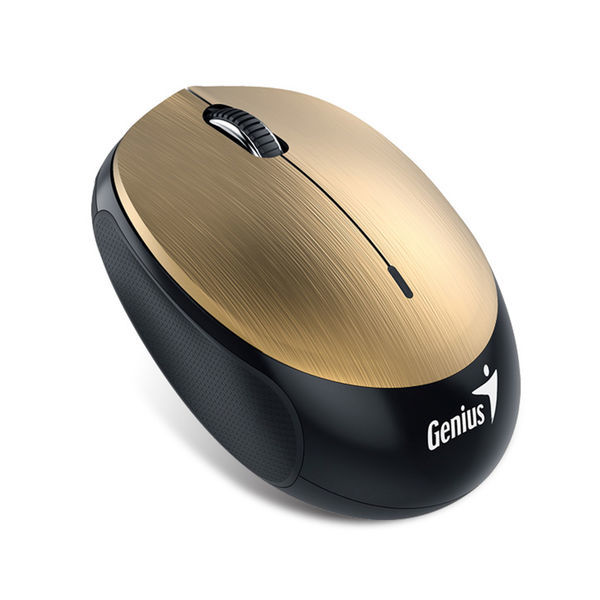 Компьютерная мышь Genius NX-9000BT V2 Gold