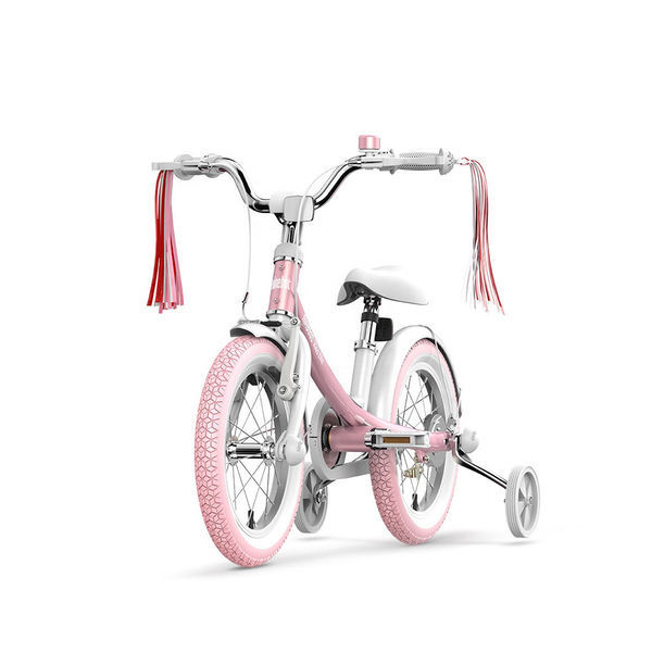 Велосипед Ninebot Kids Bike 14-inch for girls Розовый