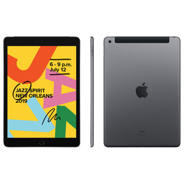 Apple iPad 7 128Gb Wi-Fi 2019 Space Gray