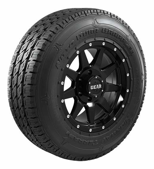 Шина 275/65R17 115T Nitto Dura Grappler Highway Terrain
