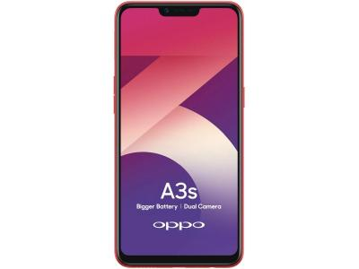 Смартфон OPPO A3s Red