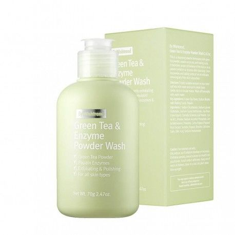 by Wishtrend Green Tea Enzyme & Powder Wash 70g