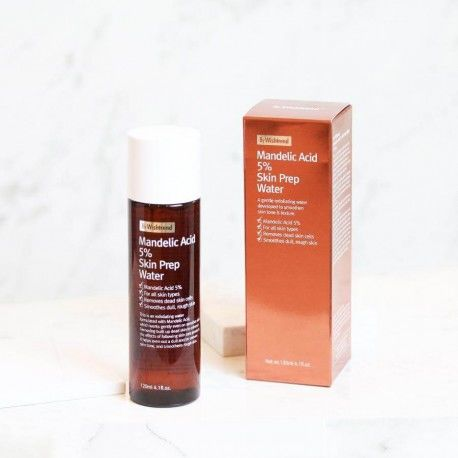 By Wishtrend Mandelic Acid  5% Skin Prep Water 120 ml