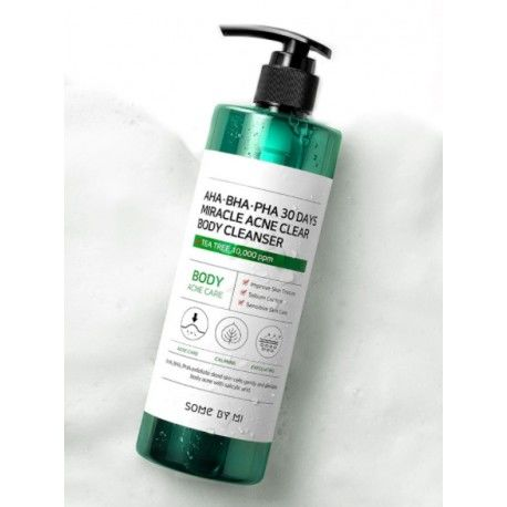 Some By Mi AHA BHA PHA 30 Days Miracle Acne Clear Body Cleanser 400g
