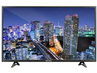 Телевизор LED Shivaki TV LED 49/9000 Black