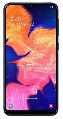 СМАРТФОН SAMSUNG GALAXY A10S 32GB BLACK