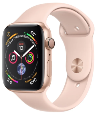 СМАРТ-ЧАСЫ Apple Watch Sport 5 series 44mm rose gold