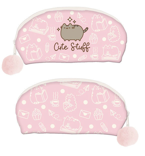 Пенал PUSHEEN Cute Stuff