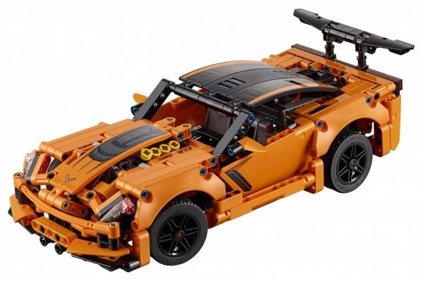 LEGO: Chevrolet Corvette ZR1 TECHNIC 42093