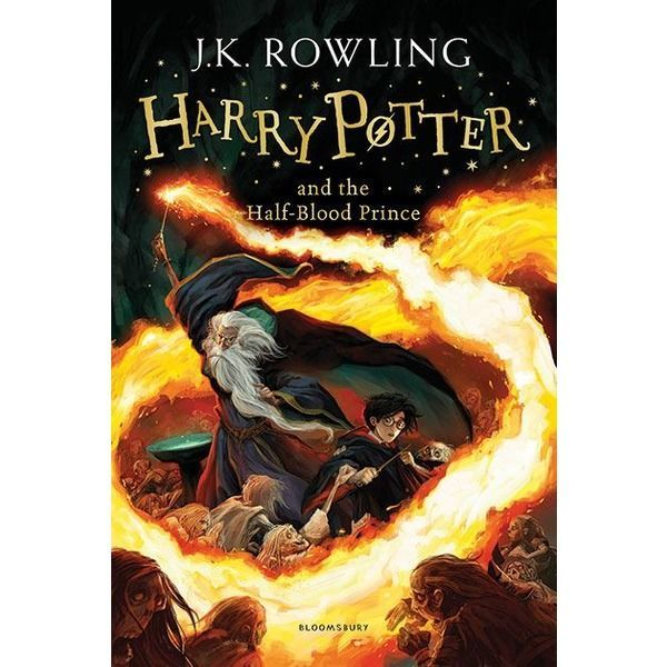 Rowling J. K.: Harry Potter and the Half-Blood Prince