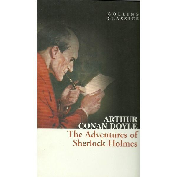 Doyle A. C.: THE ADVENTURES OF SHERLOCK HOLMES