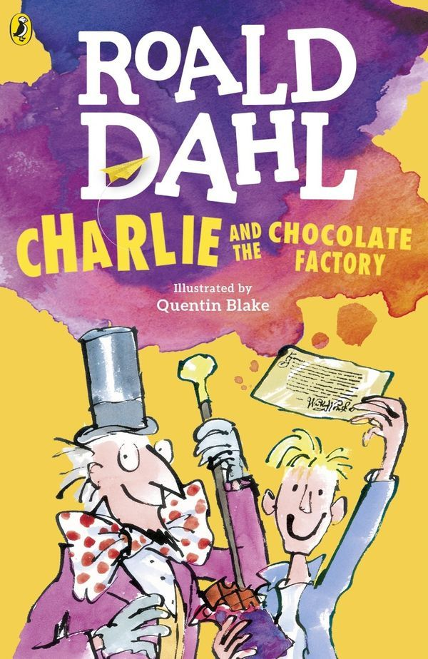 Dahl R.: Charlie and the Chocolate Factory (R/I)