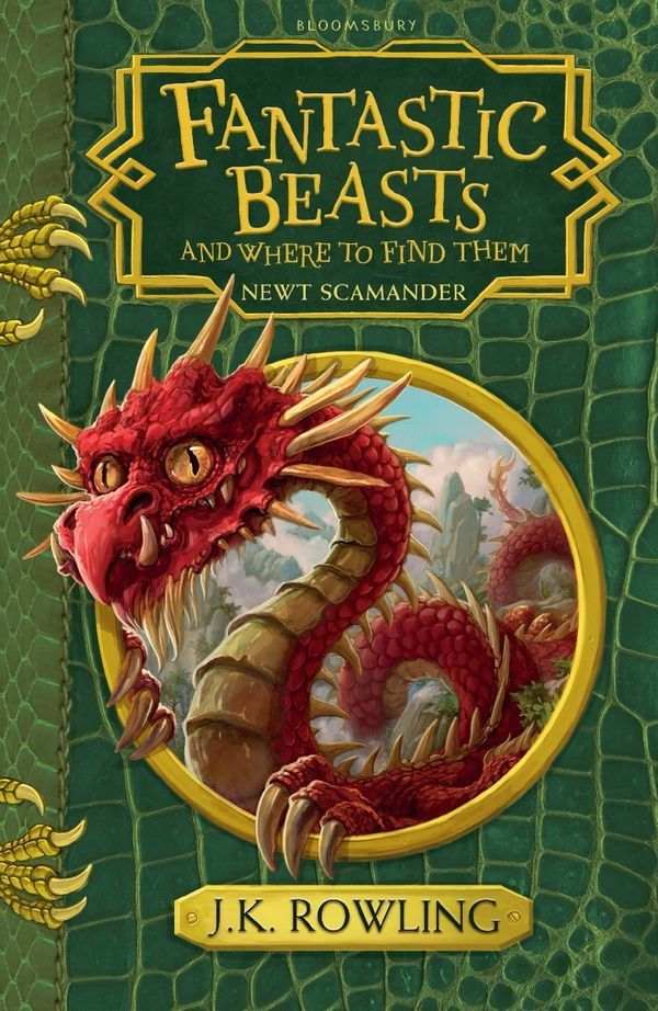 Rowling J. K.: Fantastic Beasts and Where to Find Them