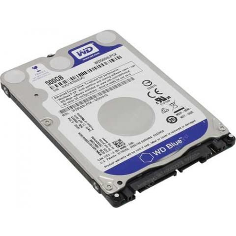 Жесткий диск HDD 500Gb Western Digital (WD5000LPCX)