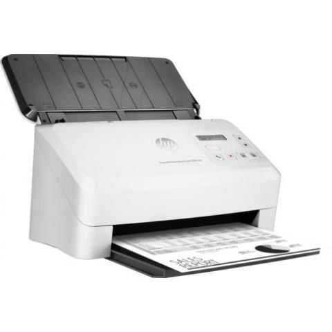 HP L2755A HP ScanJet Ent Flw 5000 S4 Sheet-Feed Scnr (A4)