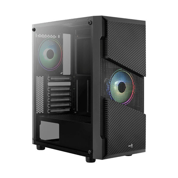 Компьютерный корпус Aerocool Menace Saturn RGB без Б/П