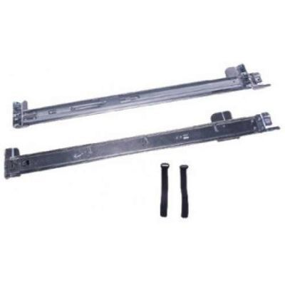 Rail Kit Dell/ReadyRails, Full set, 2x outer and 2x inner rail, 2 or 4 post racks, for select Dell Networking 1U switches, Cust Kit