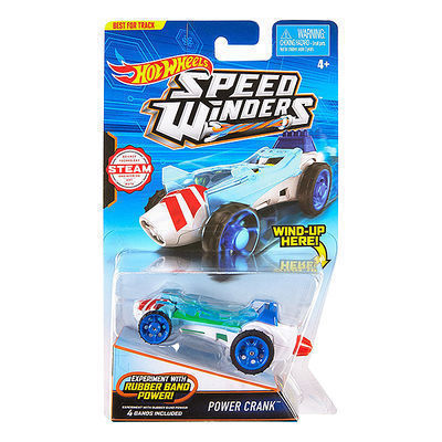 "Hot Wheels ""Турбо скорость"" Rubber Burner DPB72"