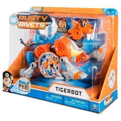 Игрушка Rusty Rivets Тигрбот