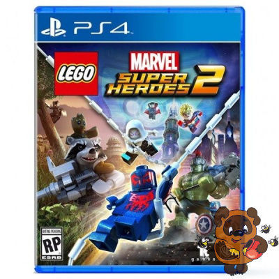 Видеоигра Lego Marvel Super Heroes 2 PS4