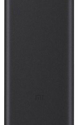 10000mAh Dark Grey (black) Power bank 2/Xiaomi