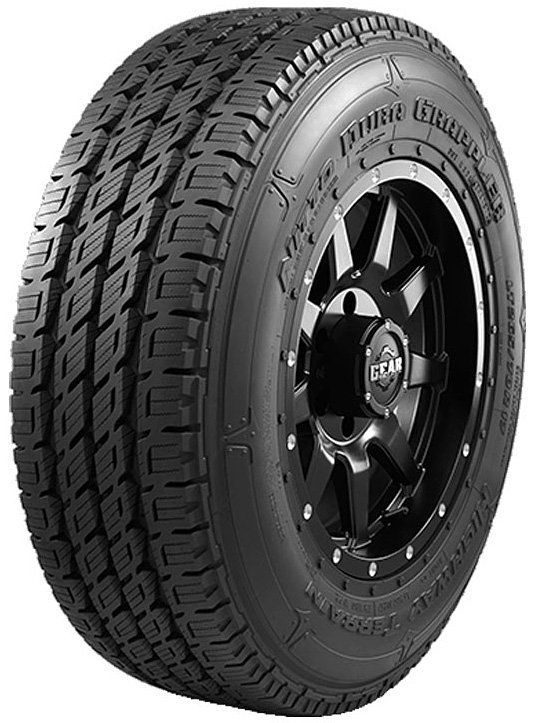 Шина 235/55R18 100V Nitto Dura Grappler Highway Terrain